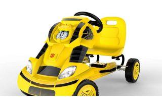 Hauptbild_Transformers-Go-Kart_Bumblebee