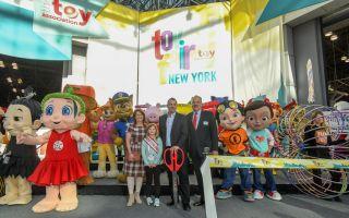Toy Fair New York 2018