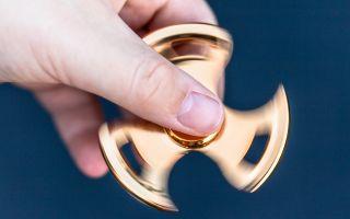 fidget-spinner-gold