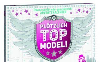 Maro Toys Adventskalender Plötzlich Top-Model