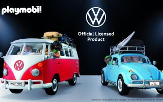 PLAYMOBIL featuring VW