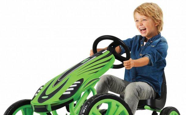 "Hauck Toys: ""Speedster Green"""