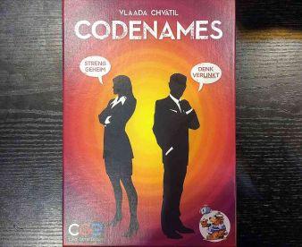 """""""Codenames"""" - Cover"""