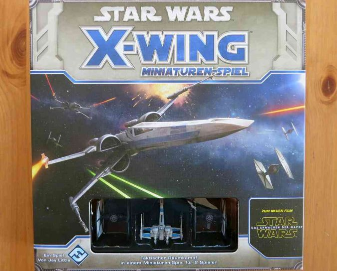 Star Wars: X-Wing - Cover