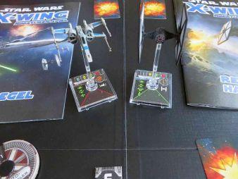 Star Wars: X-Wing - Detailansicht