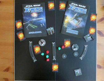 Star Wars: X-Wing - Spielmaterial