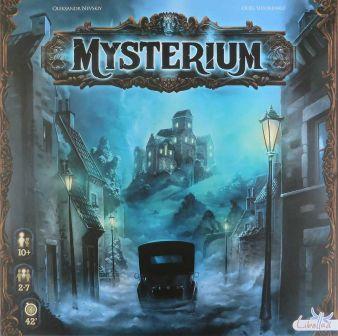"""""""Mysterium"""" - Cover"""