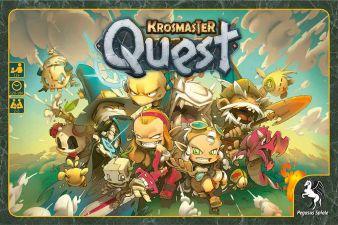 """Krosmaster Quest"" - Cover"
