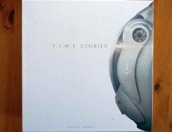 """T.I.M.E Stories"" - Cover"