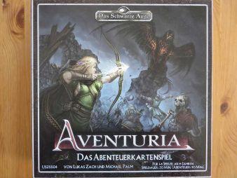 """""""Aventuria"""" - Cover"""