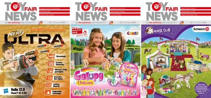 Toy Fair News 2020