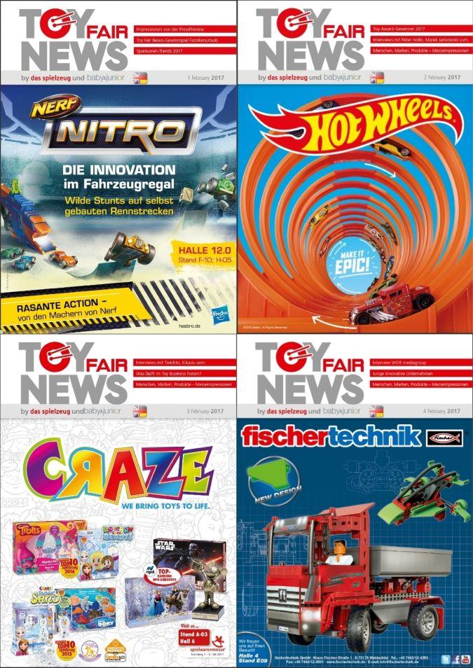 Toy Fair News